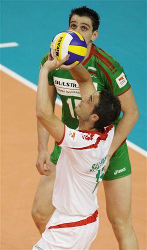 Volleyball Libero - Setting