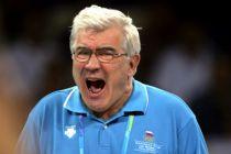 Famous Volleyball Coaches - Coach Karpol - Howling Bear