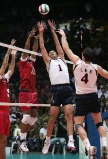Volleyball Hitting Drills - Middle Hitting