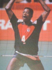 Joel Despaigne Cuba Volleyball
