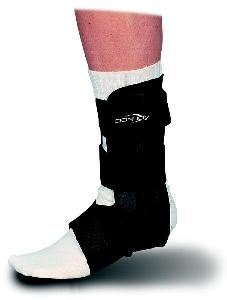 volleyball ankle braces sock model
