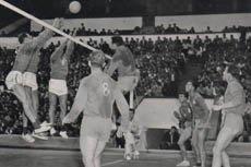 History of Volleyball - 1956 Paris World Championship
