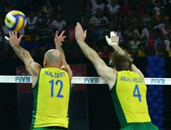 volleyball blocking skills and how to place volleyball block