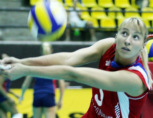 Volleyball Drills for Beginning Players - Passing Skills