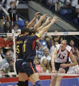 How to Block in Volleyball?