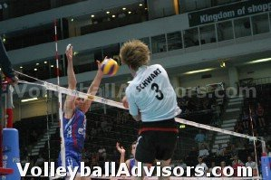 Volleyball Blocking Skills. How to block in volleyball?