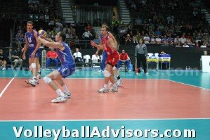 Volleyball Drills - Passing Overhead
