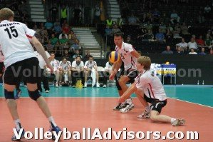 Volleyball Positions - Outside Hitter