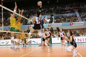 Volleyball Transition - From Blocker to Defense to Hitter