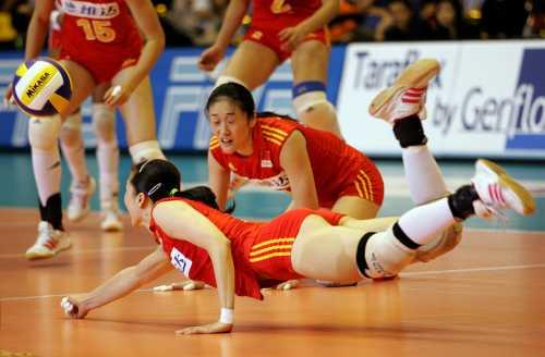 Volleyball Skills Passing Footwork