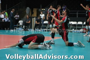 Conditioning in Volleyball