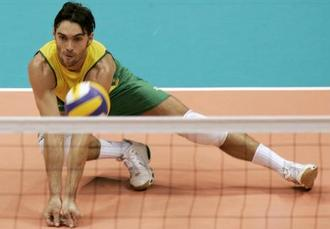 Famous People in Volleyball - Giba