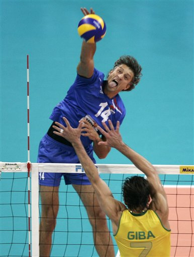 famous volleyball players - Ivan Miljkovic - Giba