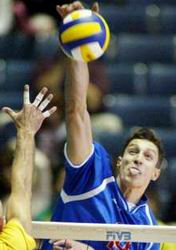 Famous Volleyball Players - Ivan Miljkovic
