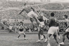 history of volleyball 1952 Moscow world championship