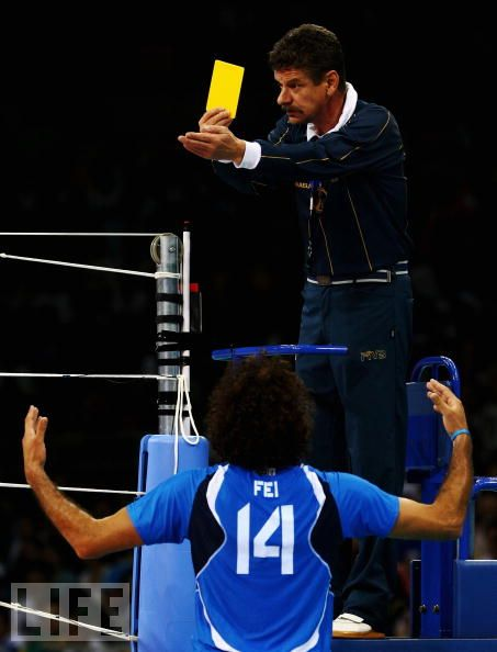 Official Volleyball Rules