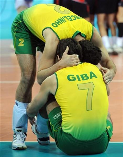 professional volleyball players giba