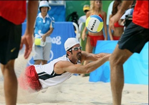 Todd Rogers - Beach Volleyball Players