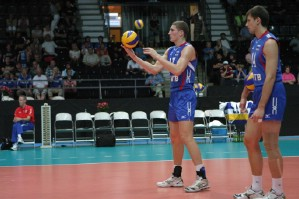 Volleyball Beginner Drills - Juggling