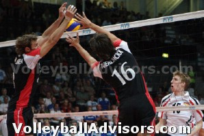 Volleyball Blocking Drills Example