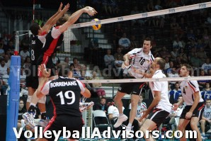 Volleyball Blocking Skills