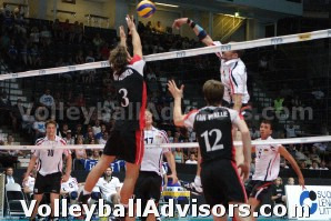 Volleyball Blocking Strategies - Read Blocking