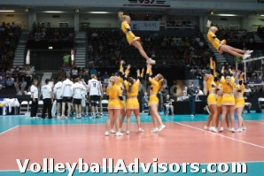 Volleyball Cheer