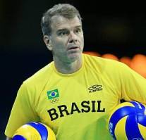 Volleyball Coach Bernardo Rezende