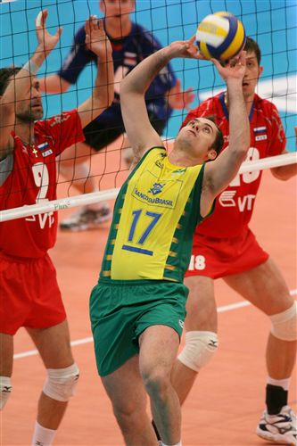 Ricardo, Brazil - Funny Volleyball Quotes
