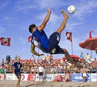 Volleyball Games - Footvolley