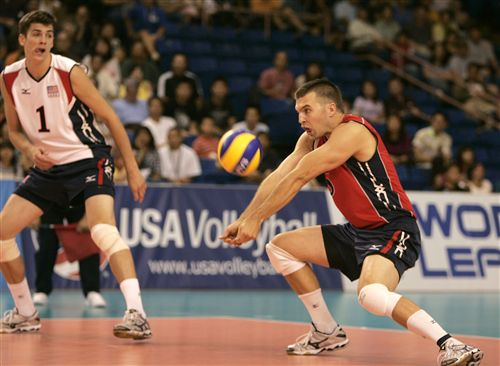 Volleyball Passing Drills - Form