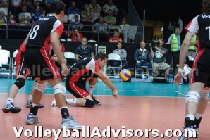 volleyball passing drills