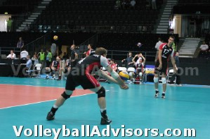 volleyball peppering drills