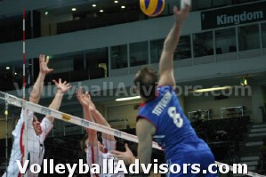 Volleyball Positions - Outside Hitter - Position 4