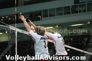 Volleyball Practice Drills - hitting, blocking and coverage