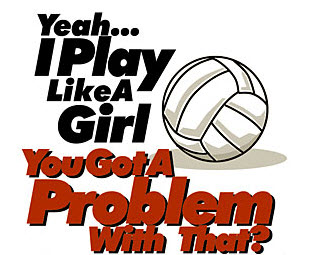 Volleyball Slogans