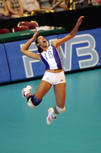 How to learn to spike in volleyball?