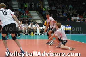 Volleyball Team Drills - Passing