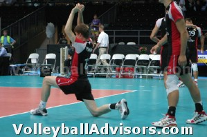 Volleyball Team Drills - Warm Up Stretching