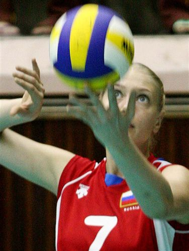 Volleyball Terminology - Serving Floater