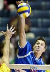 Famous Volleyball Players - Ivan Miljkovic