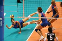 female volleyball players brakocevic