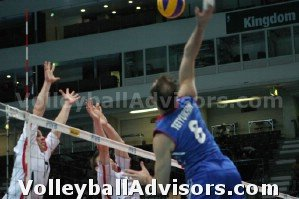 Rules for Playing Volleyball - Hitting