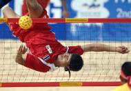 Volleyball Games - Sepak Takraw