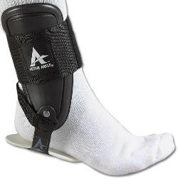 volleyball ankle braces mechanical model