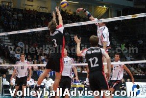 Volleyball Blocking Drills for the Middle Blockers