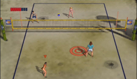 volleyball game playstation 2 outlaw volleyball remixed