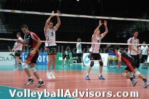 Volleyball Team Drills - Blocking Warm Up